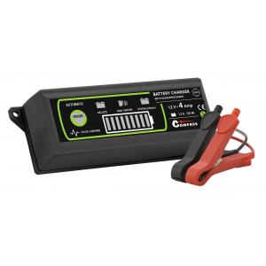 Nabíjačka batérií 12V 4Amp PB/GEL/AGM/LiFePO4