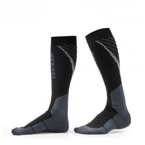 Ponožky na motocykel Revit Atlantic čierno-biele