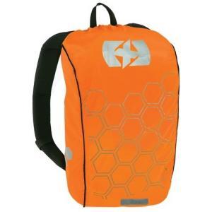 Reflexný obal batoha Oxford Bright Cover fluorescenčno oranžový
