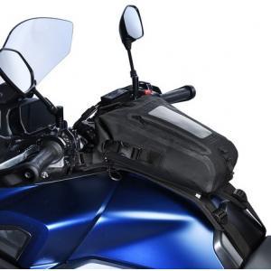 Tankbag na motocykel Oxford Aqua S8 čierny