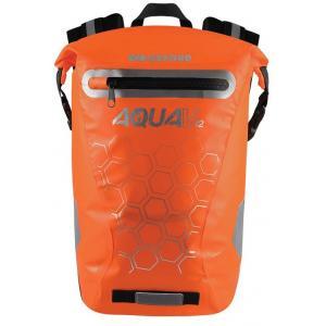 Batoh odolný proti vode Oxford AQUA V12 oranžový 12 l