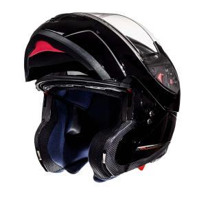 Odklápacia prilba na motocykel MT Atom čierna - II. akosť