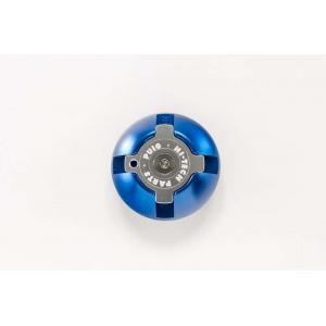 Plug oil cap PUIG 6158A modrá M30x1,5