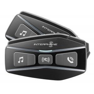 Bluetooth handsfree Interphone U-COM2 - Twin Pack