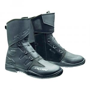 Topánky na motocykel IXON Kassius čierné