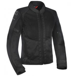Dámská bunda na motocykel Oxford Iota 1.0 Air čierná výpredaj