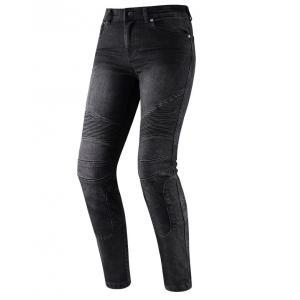 Dámske jeansy na motocykel Rebelhorn Vandal čierne