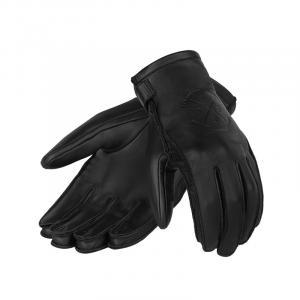 Dámske rukavice na motocykel BROGER Alaska čierne