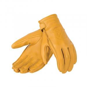 Dámske rukavice na motocykel BROGER Alaska žlté