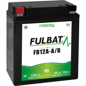Gelový akumulátor FULBAT FB12A-A/B GEL (YB12A-A/B GEL)
