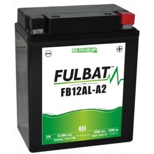 Gelový akumulátor FULBAT FB12AL-A2 GEL (YB12AL-A2 GEL)