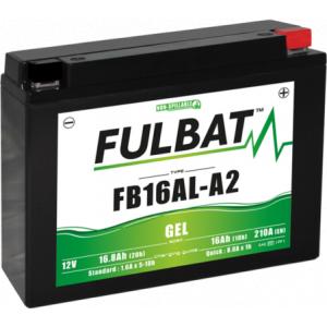Gelový akumulátor FULBAT FB16AL-A2 GEL (YB16AL-A2 GEL)