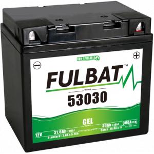 Gelový akumulátor FULBAT 53030 GEL (F60-N30L-A)