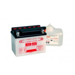 Konvenčný akumulátor ( s kyselinou) BS-BATTERY 6N4-2A-4 Balenie vrát.kyseliny