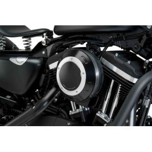 Air filter cover PUIG 9993N čierna