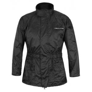 Moto bunda do dažďa 4SQUARE Raining čierna