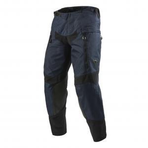 Motokrosové nohavice Revit Peninsula modré skrátené