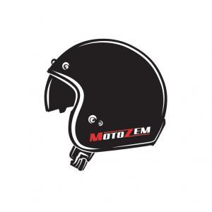 Nálepka MotoZem Scooter