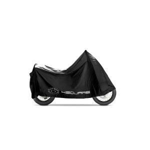 Plachta na motocykel 4SQUARE čierna