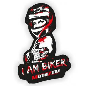 Vôňa do auta MotoZem I Am Biker