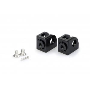 Footpeg adapters PUIG 20235N Nastaviteľné čierna