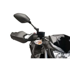 Chrániče páčiek PUIG MOTORCYCLE 8897C karbónový vzhľad