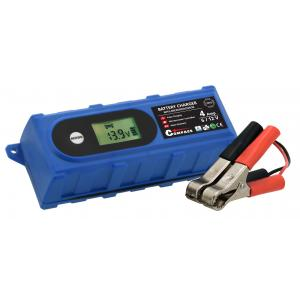 Nabíjačka batérií s LCD displejom 6/12 V 3,8 Amp