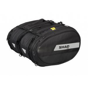 Zväčšiteľná bočná brašňa SHAD SL58
