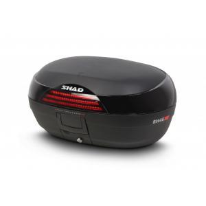 Vrchný kufor na motorku SHAD SH46 čierna