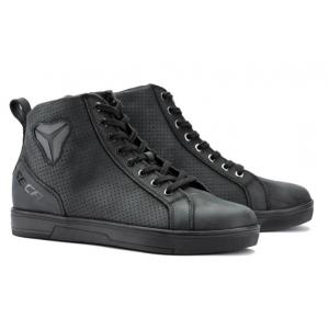 Topánky na motocykel SECA Kent čierne