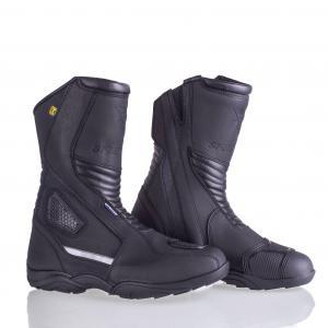 Topánky na motocykel Street Racer Mevric čierne