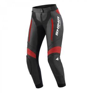 Dámske nohavice na motocykel Shima Miura 2.0 čierno-červené