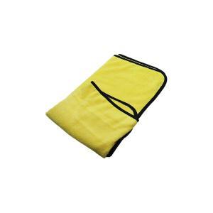 Utierka z mikrovlákna Oxford Super Drying Towel žltá