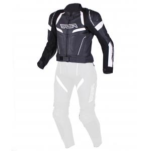 Dámska bunda RSA Speedway čierno-biela