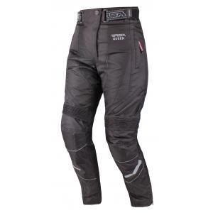 Dámske nohavice na motocykel RSA Queen čierne