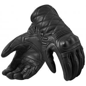 Dámske rukavice na motocykel Revit Monster 2 čierne výpredaj