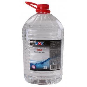 Destilovaná voda 3 l