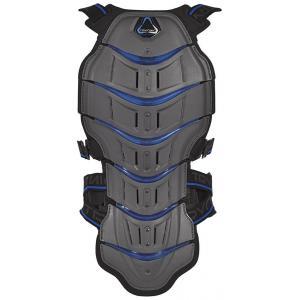 Chrbtový chránič, chránič chrbta Tryonic 3.7 šedo/modrý