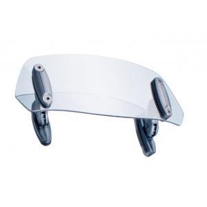 Prídavné plexi nastaviteľné PUIG 5852W fixed by screws priehľadné