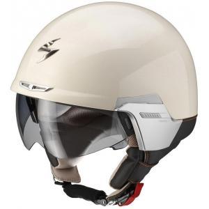 Prilba na motorku Scorpion EXO-100 Padova II béžová výpredaj