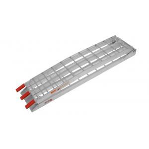 Skladacia úzka nájazdová rampa MX Q-TECH hliníková