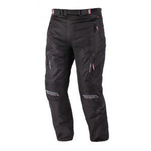 Skrátené nohavice na motocykel RSA Racer 2 čierne
