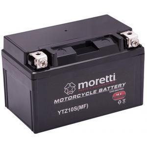 Bezúdržbová gélová batéria Moretti MTZ10S, 12 V, 8,6 Ah