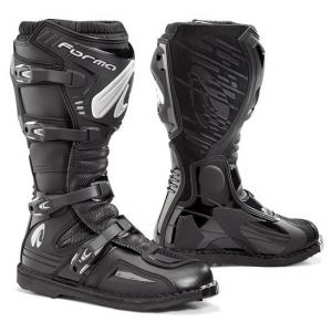 Vysoké čižmy na motocykel Forma Terrain EVO čierne