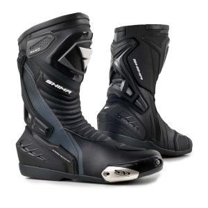 Vysoké čižmy na motocykel Shima RSX-6 čierne