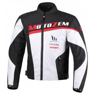 Bunda na motocykel MotoZem Team