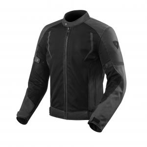 Bunda na motocykel Revit Torque čierna výpredaj
