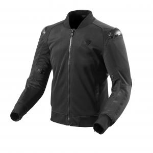 Bunda na motocykel Revit Traction čierna výpredaj