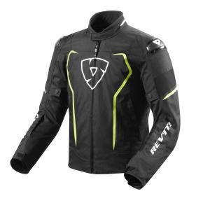 Bunda na motocykel Revit Vertex H2O čierno-fluorescenčno-žltá výpredaj