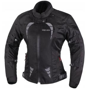 Dámska bunda na motocykel RSA Queen čierna